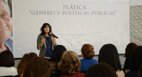 Realiza DIF Estatal Plática de Género y Políticas Públicas