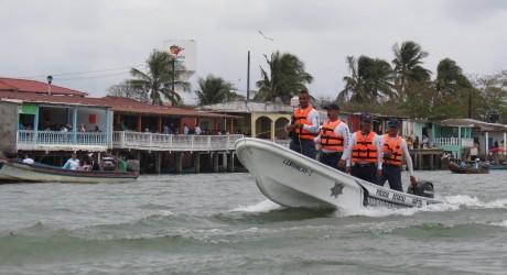 Implementa Policía Estatal operativo permanente en Fiestas de la Candelaria