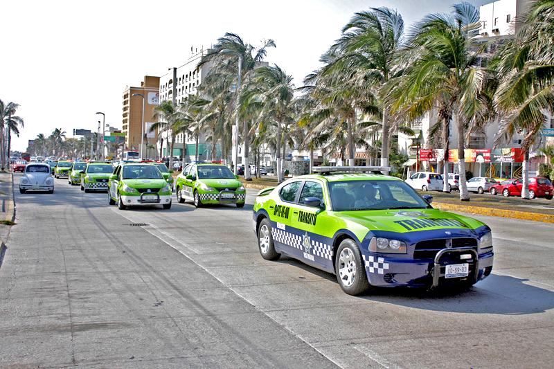 Ayuntamiento de Veracruz pedirá restitución del mando y operación de Tránsito y Vialidad