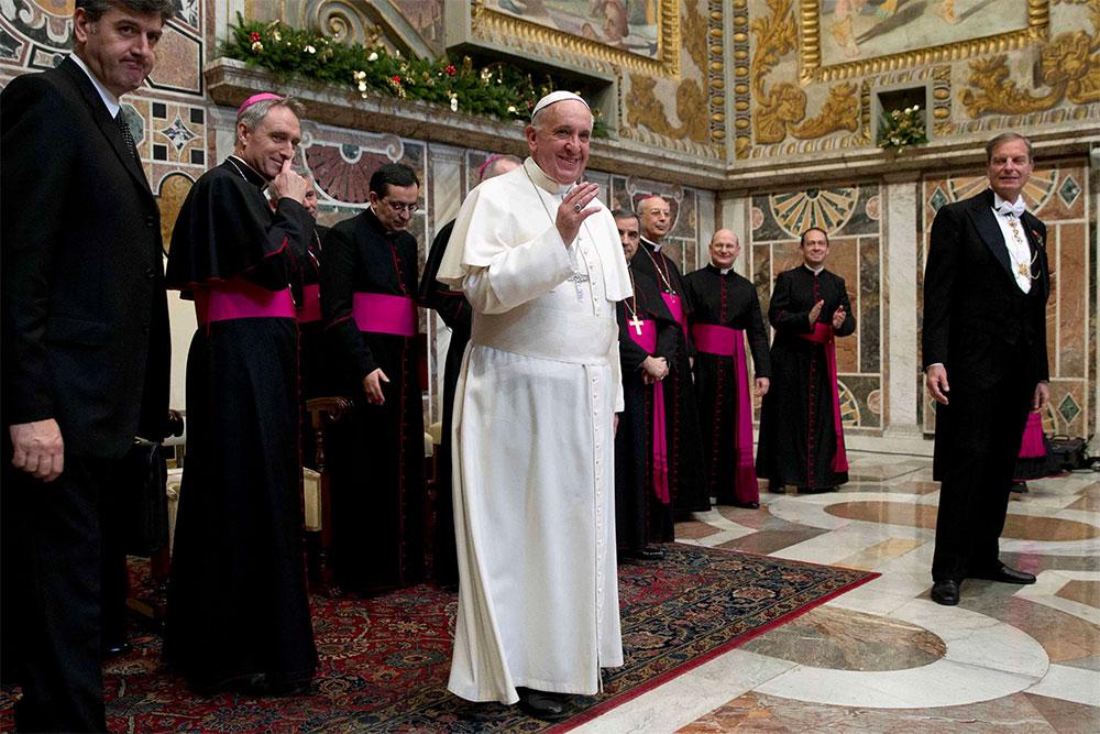 Barack Obama visitará al papa Francisco en marzo