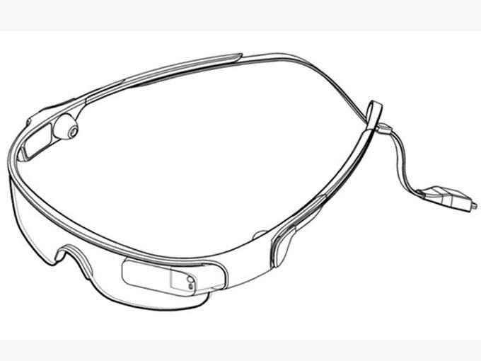 Samsung a un paso de estrenar sus lentes Galaxy Glass