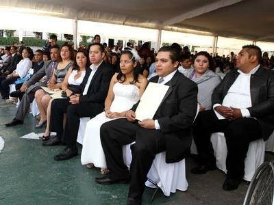 En diciembre aumentó la solicitud de matrimonios en Pánuco