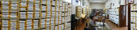 Refuerzan medidas de seguridad en el Archivo Notarial del Estado