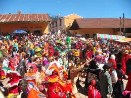 Fiesta de máscaras y alegría en el Carnaval de Zacualpan