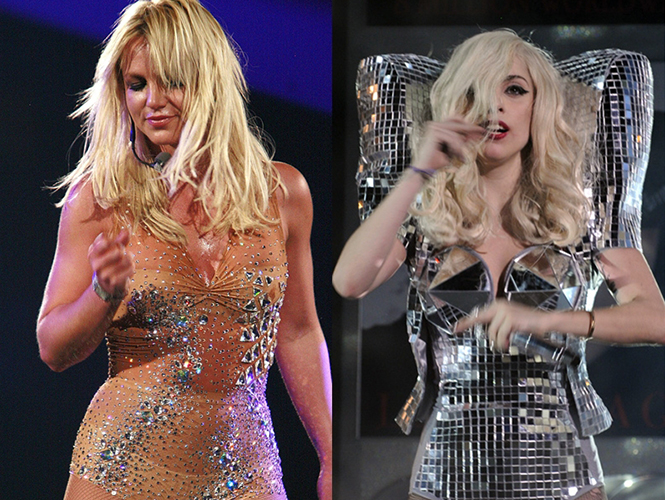 Lady Gaga y Britney Spears planean grabar un dueto