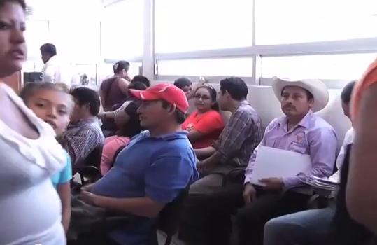 Continúan a la baja las demandas laborales en el Sur de Veracruz.
