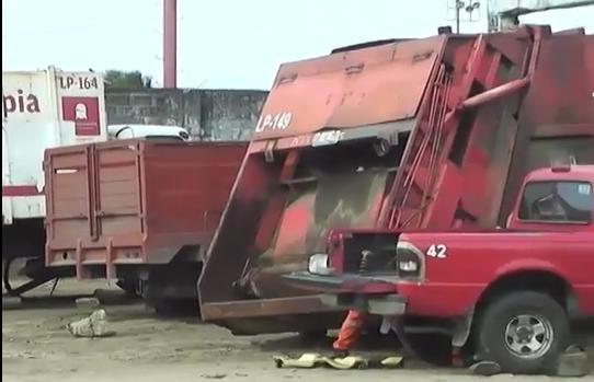 12 unidades más realizarán en Coatzacoalcos la recolección de desechos durante el Carnaval.