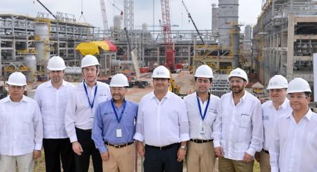 Veracruz, un líder en producción energética: Javier Duarte