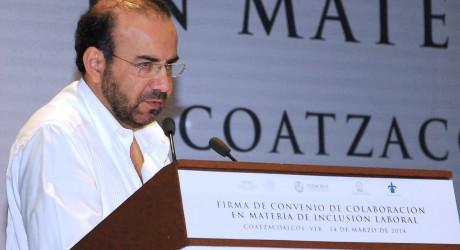 Veracruz, fuerte polo de capitales productivos y generador de empleo: Navarrete Prida
