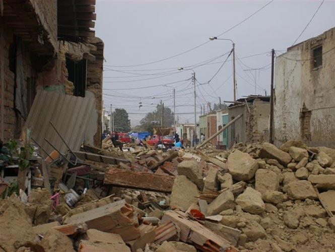 Prevén expertos que 'un gran sismo' sacuda Perú
