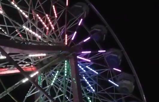 Garantizan la seguridad para propios y visitantes durante la Expo Feria en Coatzacoalcos.