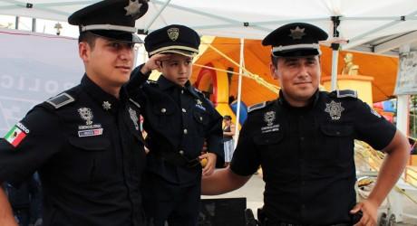 Más de 15 mil personas participaron en Expo Feria de la Seguridad en Amatlán