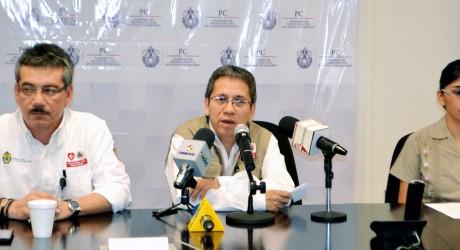 Entre lunes y martes ingresaría frente frío número 50 a Veracruz, provocará fuertes vientos