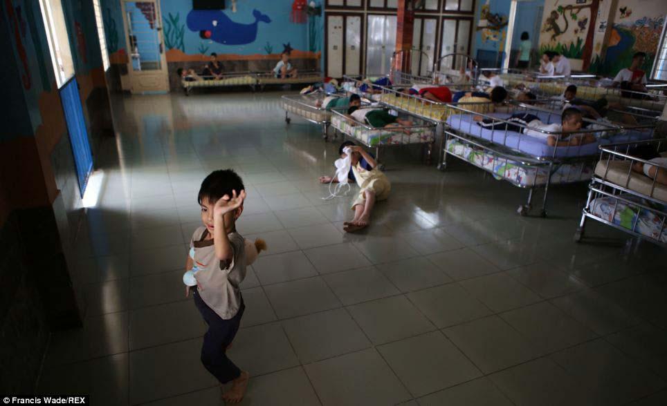 Los terribles efectos de los tóxicos usados por EU en Vietnam