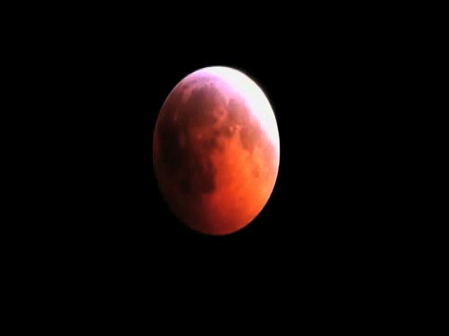Este domingo habrá eclipse total de luna