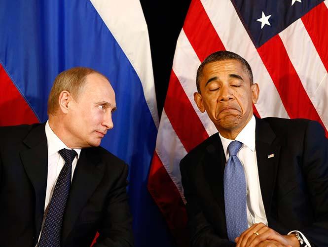 Obama dice que 'salvaría a Putin si se estuviera ahogando'