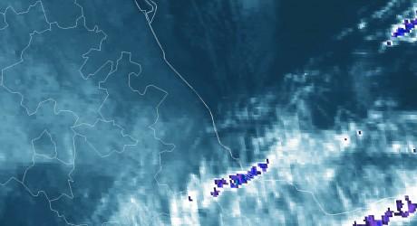Tiempo estable con temperatura diurna alta en Veracruz: PC