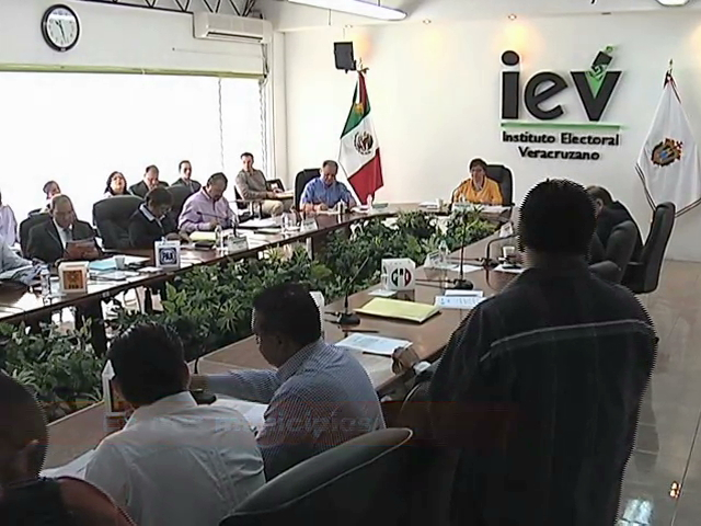 INE decidirá futuro en la presidencia del IEV