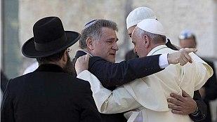 El papa Francisco visita los lugares más sagrados de judíos y musulmanes en Jerusalén
