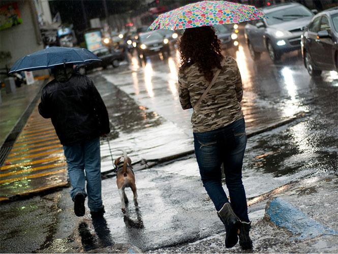 A partir de hoy probabilidad de lluvias y tormentas en el estado