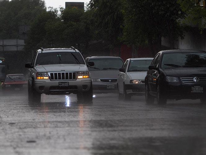 Policía Federal recomienda prevenir accidentes carreteros durante temporada de lluvias