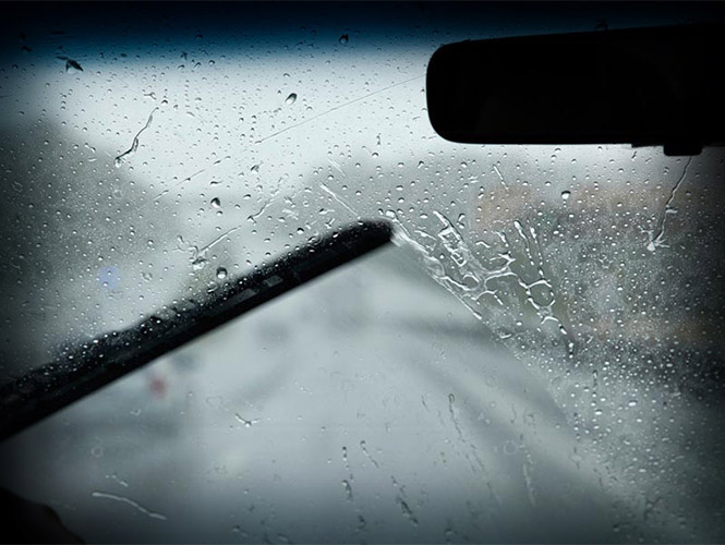 Semana de lluvias fuertes a intensas en Veracruz