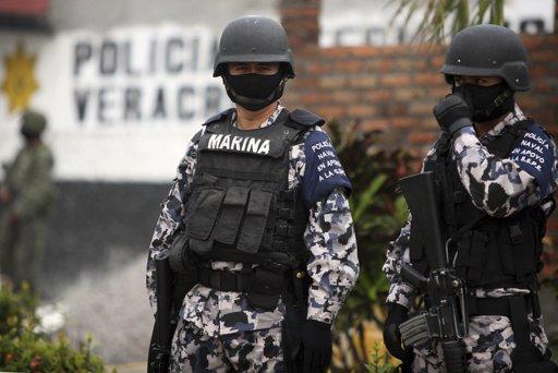En alerta la Marina Armada de México durante temporada de lluvias y huracanes