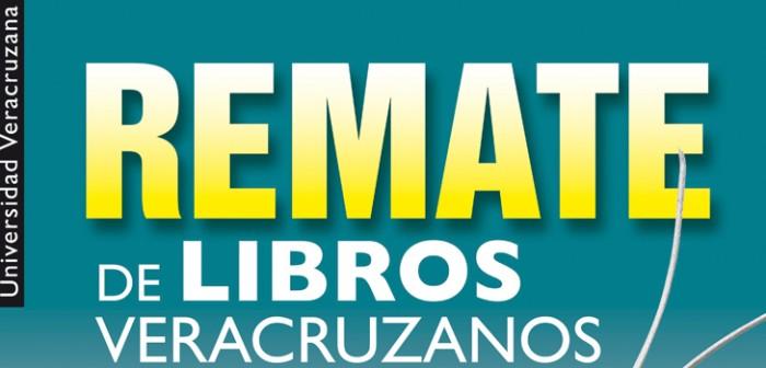 Participa la Editora de Gobierno del Estado en remate de libros veracruzanos