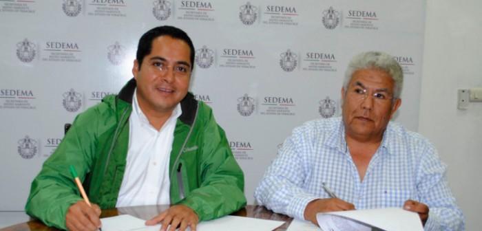 Políticas logran una mejor calidad en el medio ambiente en Veracruz: Víctor Alvarado Martínez