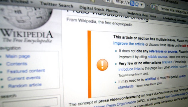 Doctores advierten: no tomen como fuente médica a la Wikipedia