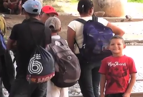 Activa DIF Coatzacoalcos programa para repatriar a niños migrantes.