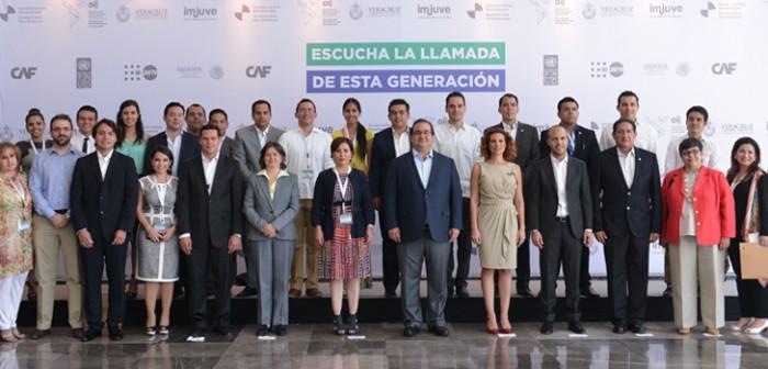 En Veracruz, Encuentro Internacional de Jóvenes