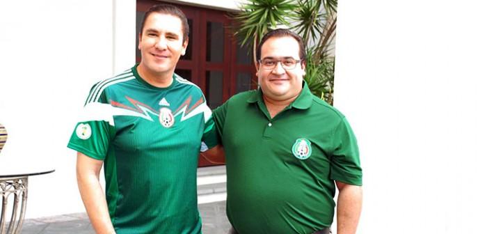 Se reúnen los Gobernadores de Veracruz y Puebla