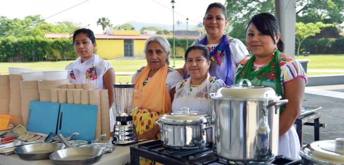 Llega Cruzada Nacional Contra el Hambre con proyectos productivos a mujeres del Totonacapan