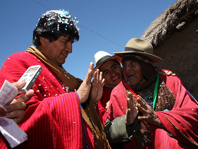 Reportan en Bolivia la muerte del hombre más viejo, tenía 123 años
