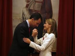 El príncipe Felipe reitera su «empeño» en seguir sirviendo a una España «unida y diversa»