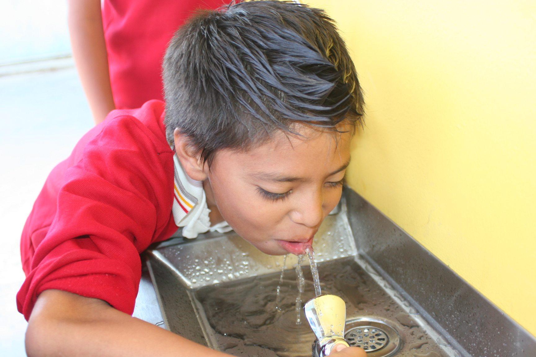 Analiza Congreso del Estado colocación de bebederos en escuelas