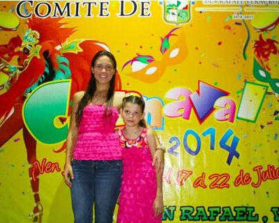 Con gran asistencia se realizó el primer recorrido del Carnaval San Rafael 2014