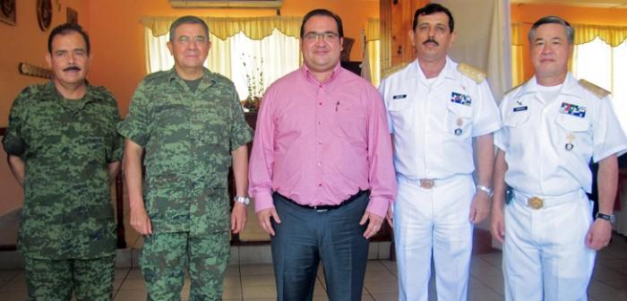 Recuperación de espacios públicos, fundamental para garantizar la seguridad: Javier Duarte