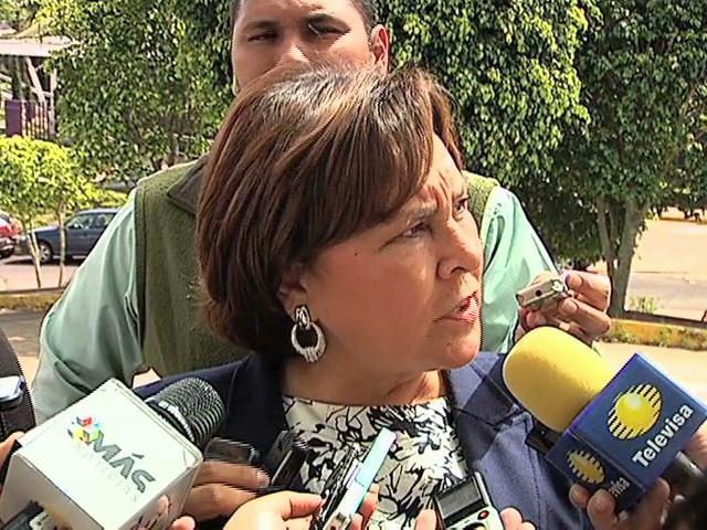 Se descarta Noemí Guzmán para buscar puesto de elección popular