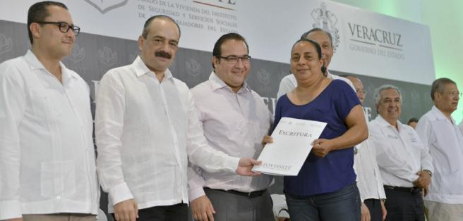 Vive Veracruz nueva política de vivienda
