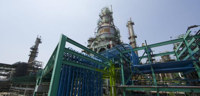 La mayor empresa petroquímica de México amplía inversión en Veracruz
