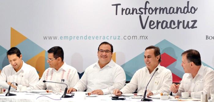 Veracruz, tierra de grandes empresas comprometidas con México: Javier Duarte