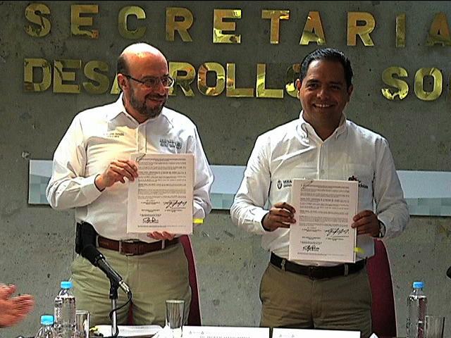 SEDATU y Sedesol  ejercerán Programa Hábitat en Veracruz