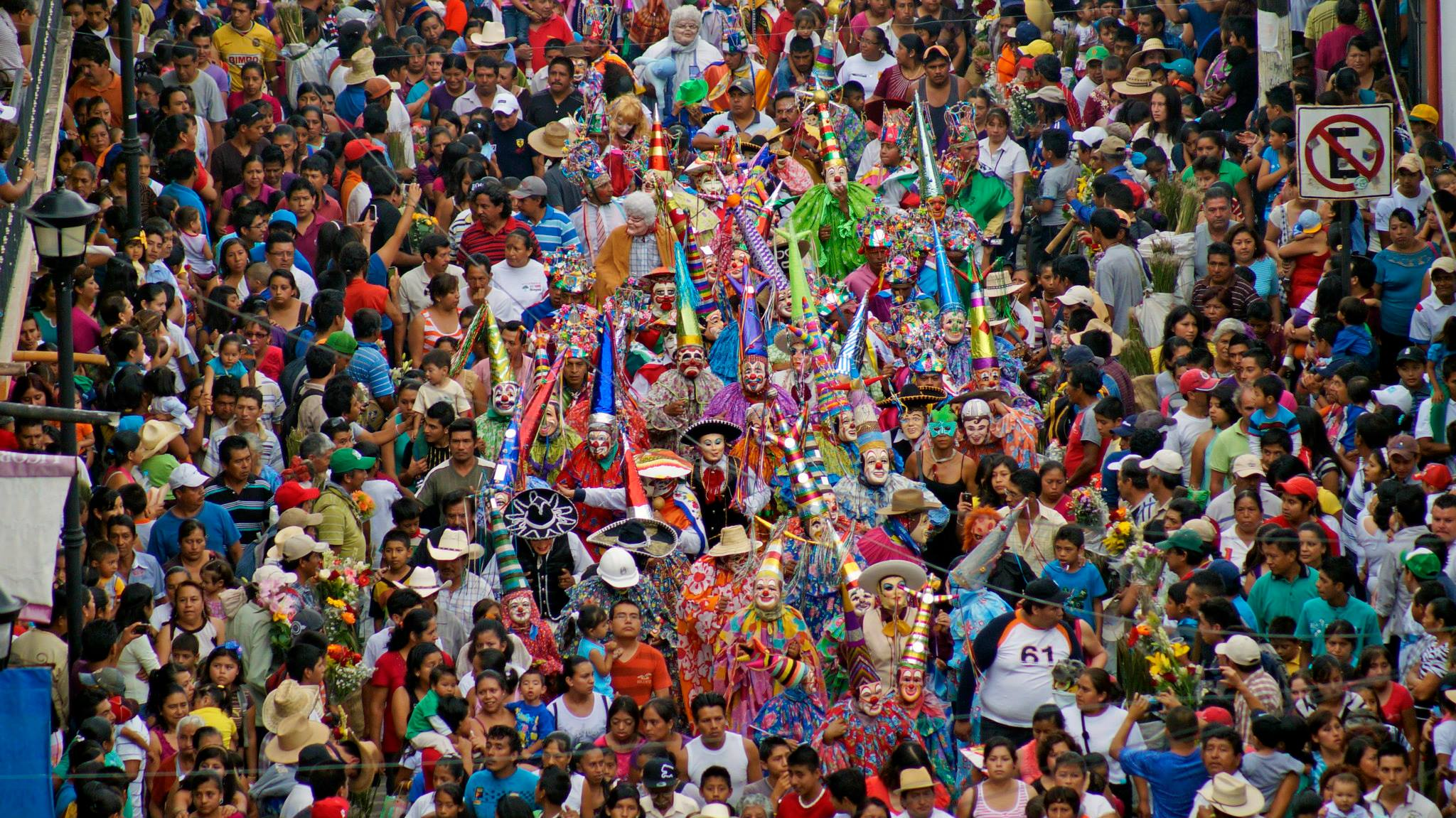 Fervor y tradición de Xico en honor a María Magdalena