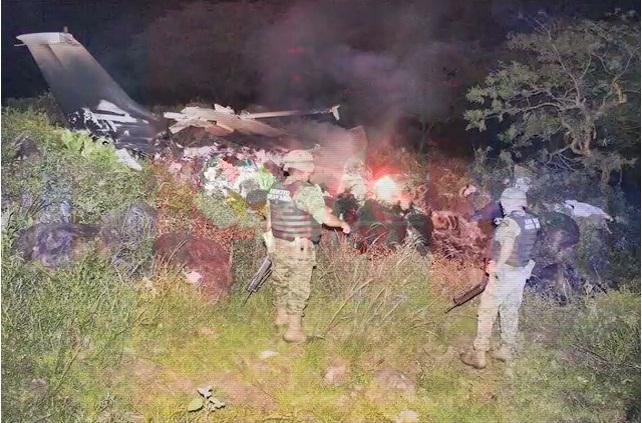 Investigan accidente aéreo ocurrido cerca de Palma Sola