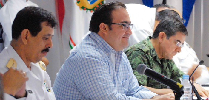Recuperar espacios públicos, estrategia para prevenir el delito: Javier Duarte