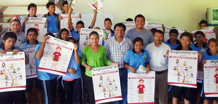 Fortalece SEV la lectoescritura en lenguas indígenas