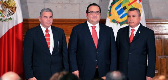 Orden, una premisa de mi gobierno para servir mejor a Veracruz: Javier Duarte