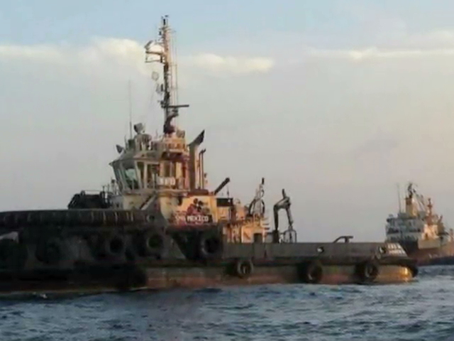 Por definir sanción contra buque norcoreano que encalló en Tuxpan